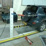 Bedrijfswagen onderhoud