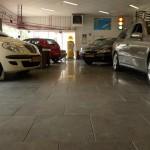 Showroom vloer