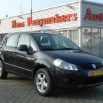 Suzuki SX4 regio Nijmegen