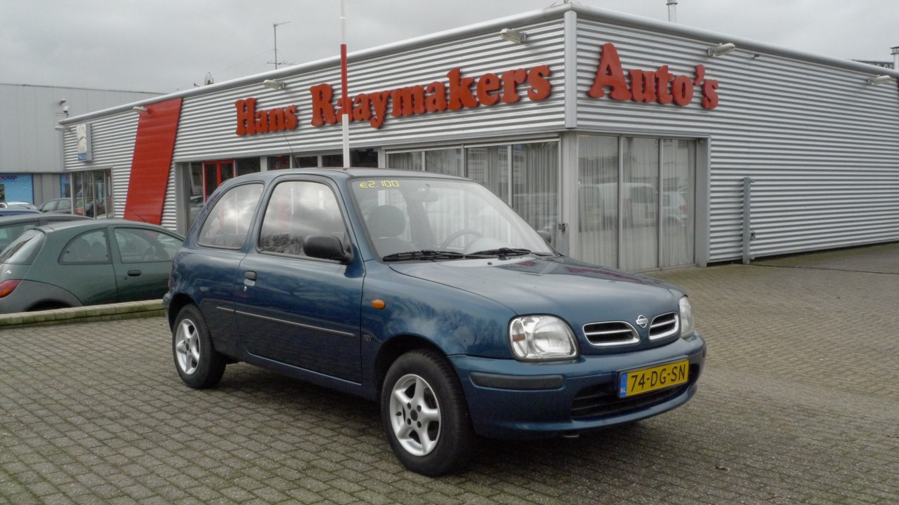 Nissan Micra Verkocht Hans Raaymakers Wijchen Auto 180 S Apk Onderhoud Alle Merken
