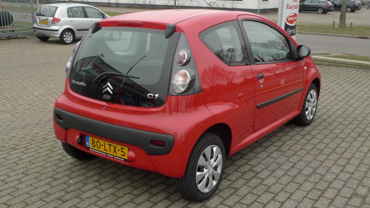 Citro 235 N C1 Verkocht Hans Raaymakers Wijchen Auto 180 S Apk