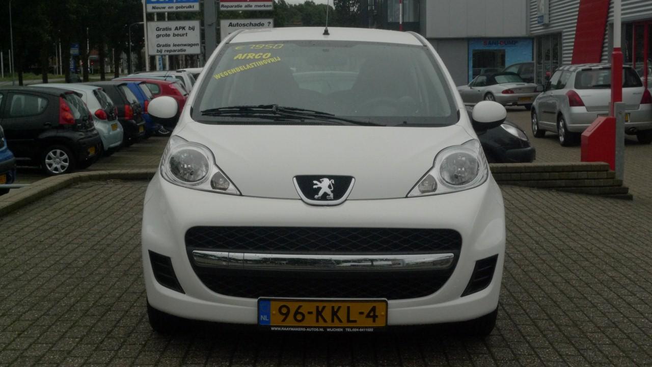 Peugeot 107 Verkocht Hans Raaymakers Wijchen Auto 180 S Apk