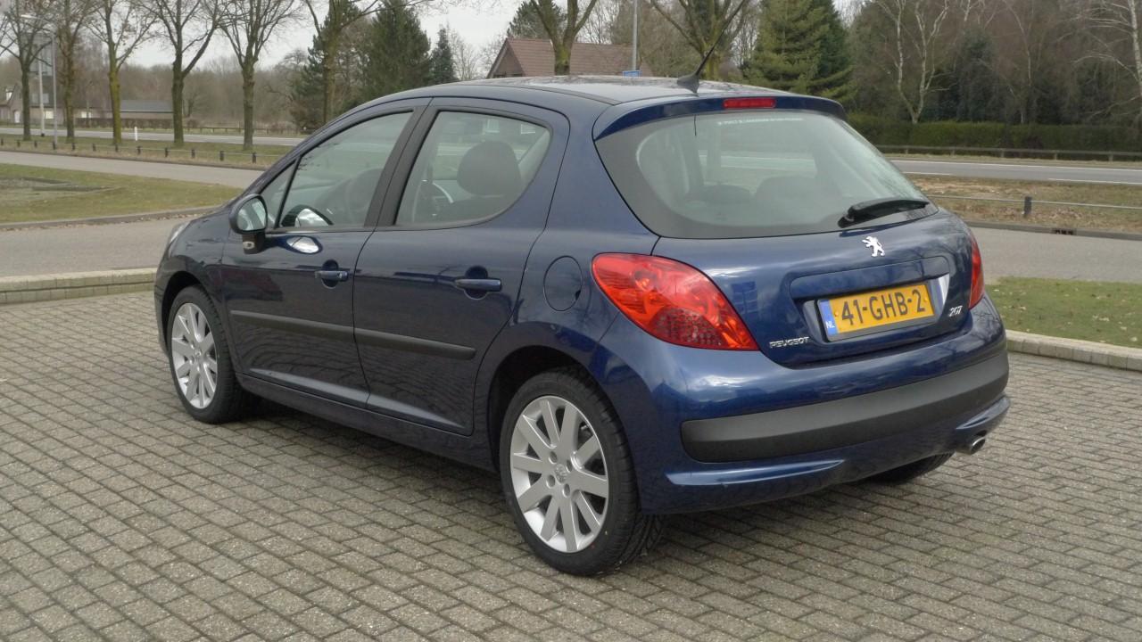 Peugeot 207 Verkocht Hans Raaymakers Wijchen Auto 180 S Apk