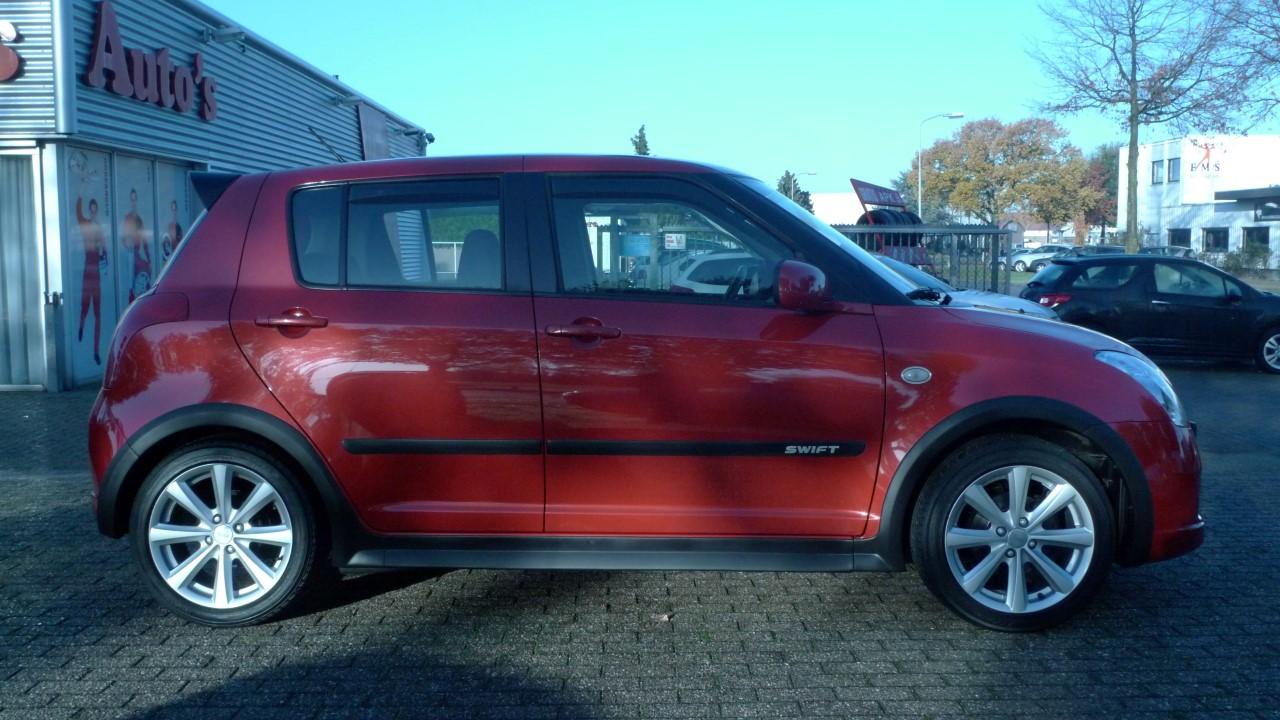 Suzuki Swift Verkocht Hans Raaymakers Wijchen Auto 180 S Apk Onderhoud Alle Merken