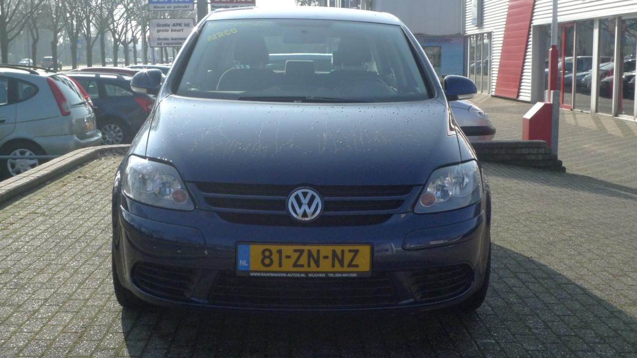 Vw Golf Plus Verkocht Hans Raaymakers Wijchen Auto 180 S