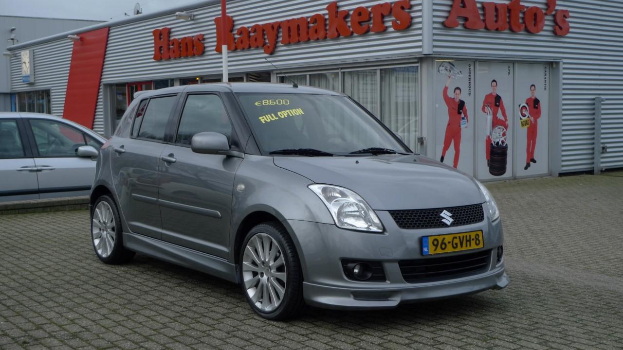 Suzuki Swift Tuning Wijchen Nijmegen (1) - Hans Raaymakers ...
