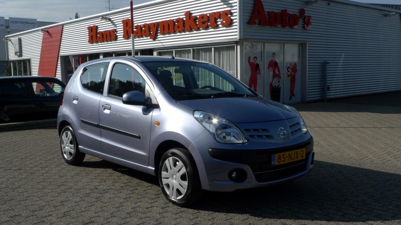 Nissan Pixo Te Koop Hans Raaymakers Wijchen Auto 180 S Apk Onderhoud Alle Merken