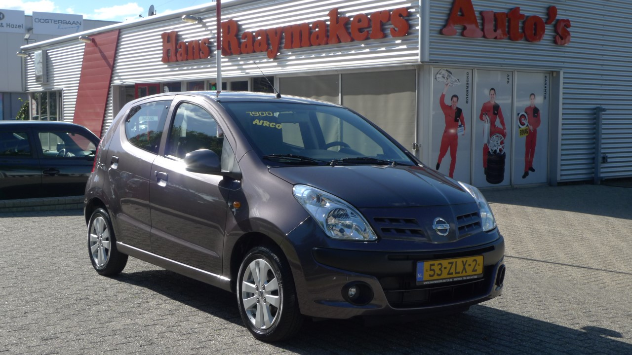 Nissan Pixo Te Koop Hans Raaymakers Wijchen Auto 180 S Apk
