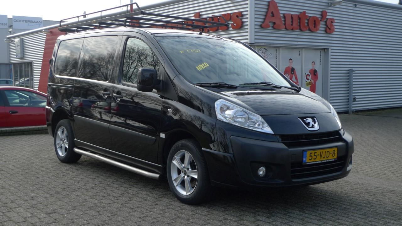 Peugeot Expert Verkocht Hans Raaymakers Wijchen Auto 180 S