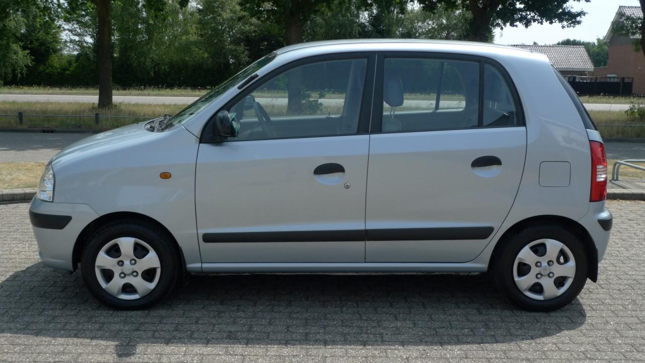 Hyundai Atos Verkocht Hans Raaymakers Wijchen Auto 180 S