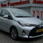 Toyota Yaris 2016 Wijchen Nijmegen (7)
