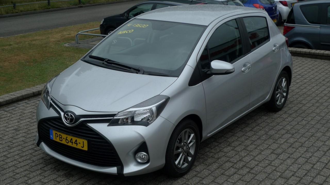 Toyota Garage Nijmegen : Toyota yaris te koop hans raaymakers wijchen auto´s apk