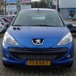 Peugeot 206+ blauw Wijchen Nijmegen (12)