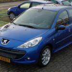 Peugeot 206+ blauw Wijchen Nijmegen (13)