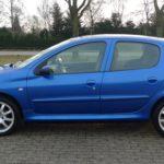 Peugeot 206+ blauw Wijchen Nijmegen (14)