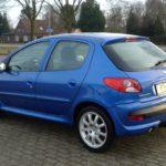 Peugeot 206+ blauw Wijchen Nijmegen (15)