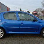 Peugeot 206+ blauw Wijchen Nijmegen (18)