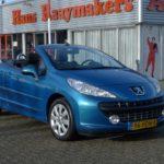 Peugeot 207cc blauw Wijchen Nijmegen (51)
