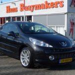 Peugeot 207cc zwart Wijchen Nijmegen (11)