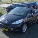 Peugeot 207cc zwart Wijchen Nijmegen (53)