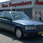 Mercedes E 190 Wijchen Nijmegen (11)