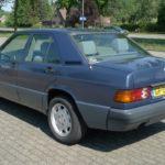 Mercedes E 190 Wijchen Nijmegen (15)