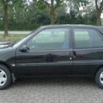 Citroen Saxo zwart Wijchen Nijmegen (14)
