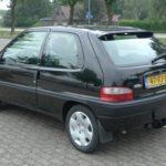 Citroen Saxo zwart Wijchen Nijmegen (15)