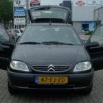 Citroen Saxo zwart Wijchen Nijmegen (22)