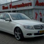 Mercedes C180 wit Wijchen Nijmegen (11)