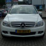 Mercedes C180 wit Wijchen Nijmegen (12)