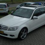 Mercedes C180 wit Wijchen Nijmegen (13)