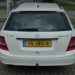 Mercedes C180 wit Wijchen Nijmegen (16)