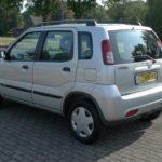 Suzuki Ignis grijs automaat Wijchen Nijmegen (15)