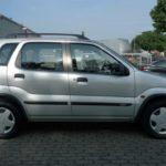 Suzuki Ignis grijs automaat Wijchen Nijmegen (18)