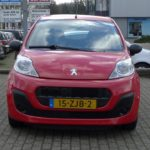 Peugeot 107 Wijchen Nijmegen rood (12)
