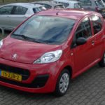 Peugeot 107 Wijchen Nijmegen rood (13)
