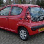 Peugeot 107 Wijchen Nijmegen rood (15)