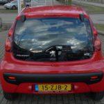 Peugeot 107 Wijchen Nijmegen rood (16)