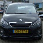 Peugeot 108 Wijchen Nijmegen zwart (12)