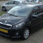 Peugeot 108 Wijchen Nijmegen zwart (13)