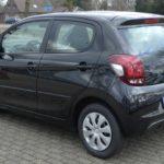 Peugeot 108 Wijchen Nijmegen zwart (15)