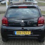 Peugeot 108 Wijchen Nijmegen zwart (16)