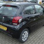 Peugeot 108 Wijchen Nijmegen zwart (17)