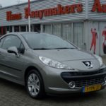 Peugeot 207cc Wijchen Nijmegen (11)
