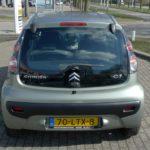 Citroen C1 groen Wijchen Nijmegen (16)