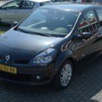Renault Clio zwart Wijchen Nijmegen (13)