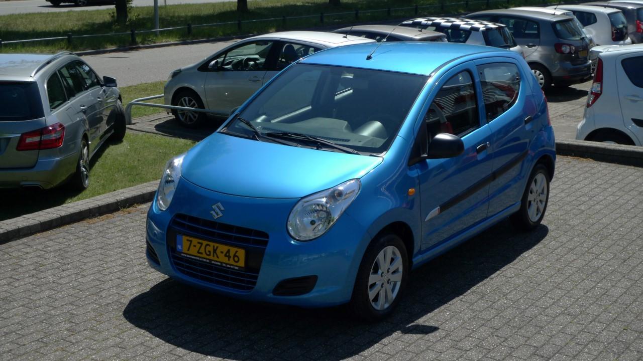Hedendaags Suzuki Alto te koop - Hans Raaymakers Wijchen, auto´s, APK WR-03
