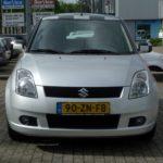 Suzuki Swift grijs Wijchen Nijmegen (12)