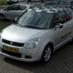 Suzuki Swift grijs Wijchen Nijmegen (13)